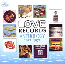 Love From Finland ~ The Love Records Anthology 196