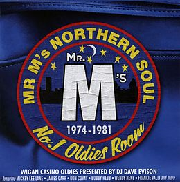 Mr M'S Northern Soul-Wigan Casino No.1 Oldies Room