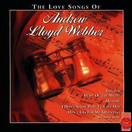 Andrew Lloyd Webber Love Songs