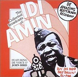 Collected Broadcasts Of Idi Am