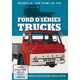 Ford D Series Trucks