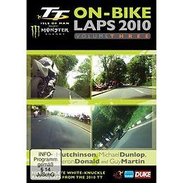 TT On-Bike Laps 2010 Vol.3 [Versione tedesca]