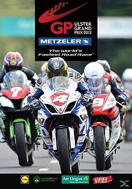 2013 Ulster Grand Prix Official Review