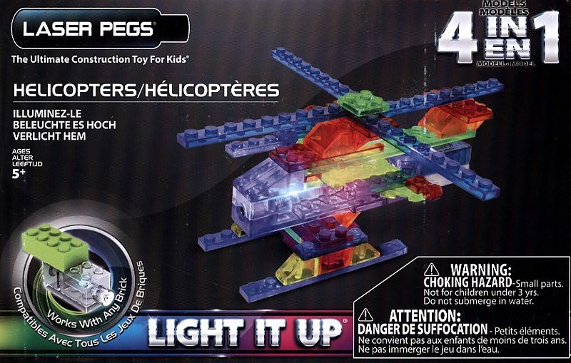 laser pegs space fighter instructions