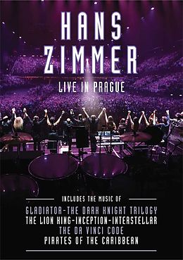Live In Prague (DVD) [Version allemande]