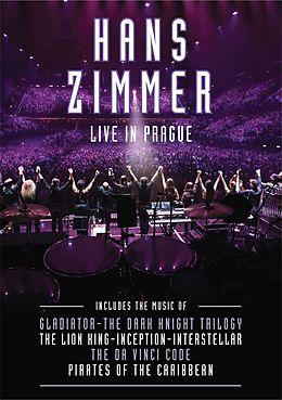 Live In Prague (DVD) [Versione tedesca]