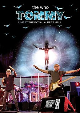 Tommy: Live At The Royal Albert Hall (DVD) [Versione tedesca]