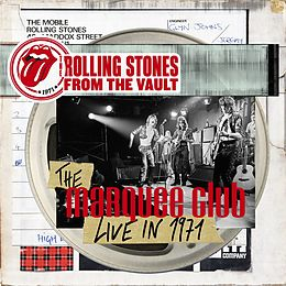 From The Vault-Marquee Club-Live In 1971 (DVD+LP)