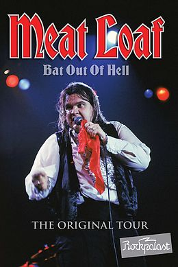 Bat Out Of Hell-The Original Tour (DVD) [Versione tedesca]