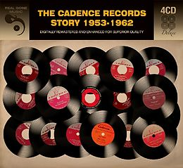 Cadence Records Story 1953-1962