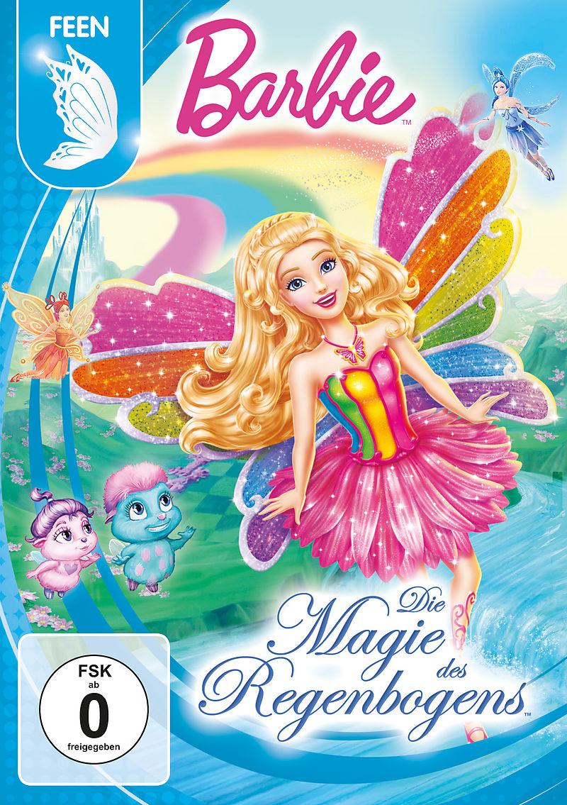 Barbie Fairytopia Die Magie des Regenbogens DVD online kaufen