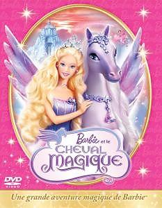 Barbie et le cheval magique 2d dvd acheter en ligne - Barbie et le cheval magique ...
