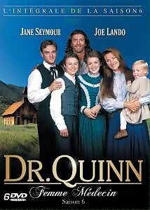 Dr. Quinn - Saison 6 [Versione tedesca]