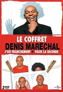 Denis Maréchal-passe La Seconde!/j'dis F [Versione tedesca]
