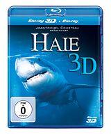 Haie 3D IMAX, 3D&2D, Blu-ray Disc, tedesco