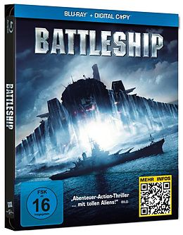 Battleship Steelbook [Version allemande]