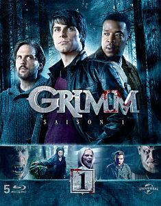 Grimm - Saison 1 [Versione tedesca]