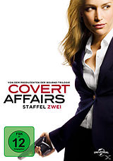 Covert Affairs - Staffel 02 [Versione tedesca]