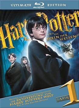 Harry Potter und der Stein der Weisen [Version allemande]