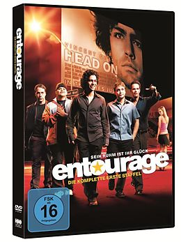 Entourage - Staffel 1 [Versione tedesca]