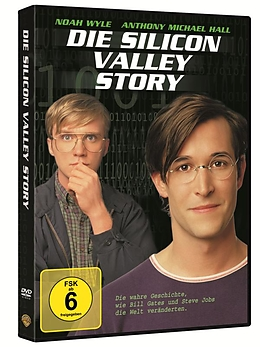 Die Silicon Valley Story [Version allemande]