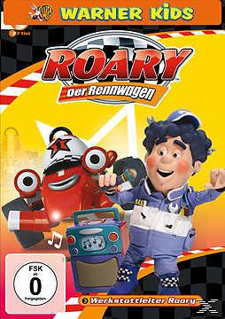 Roary, der Rennwagen - Staffel 1 / Vol. 03 / Warner Kids Edition [Version allemande]