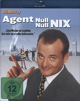 Agent Null Null Nix, Blu-ray Disc, allemand