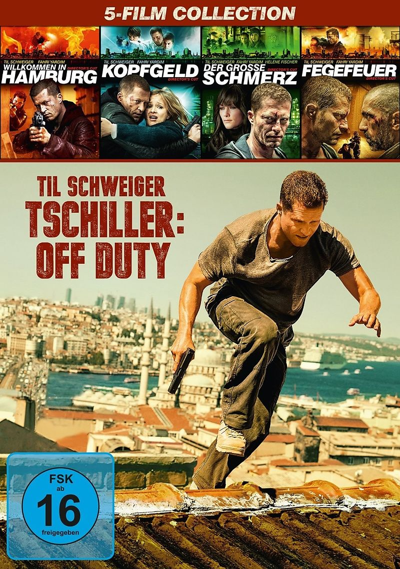 tatort mit til schweiger tschiller off duty dvd online kaufen. Black Bedroom Furniture Sets. Home Design Ideas