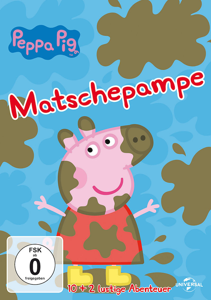 Richard Ridings Peppa Pig Peppa Pig - DVD...