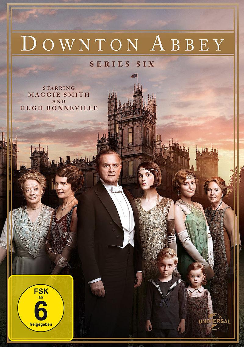 Downton Abbey Staffel 6 Erscheinungsdatum