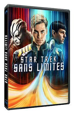 Star Trek Sans Limites [Versione francese]