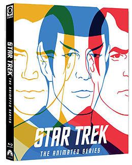 Star Trek - série animée - BR
