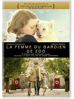 La Femme Du Gardien De Zoo [Versione tedesca]