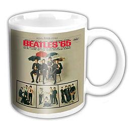 The Beatles Us Album 65 Ceramic Boxed Mug