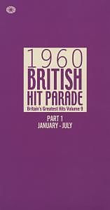 1960 British Hit Parade Pt.1 (jan-july)