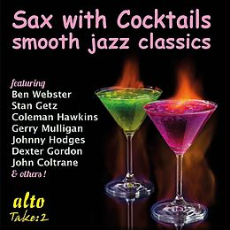 Sax with Cocktails-Smooth Jazz Classics
