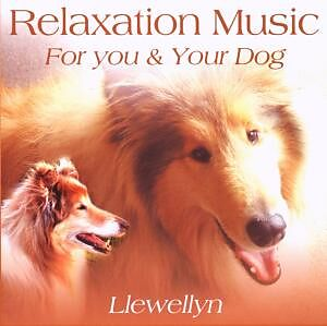 relaxation music for you your dog llewellyn cd. Black Bedroom Furniture Sets. Home Design Ideas