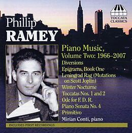Ramey Piano Music Vol.2