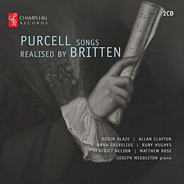 Purcell Songs realised by Britten