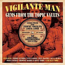 Vigilante Man-Gems From The Topic Vaults 1954-62