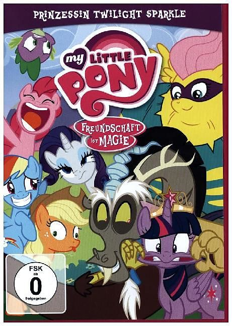 my little pony staffel 4