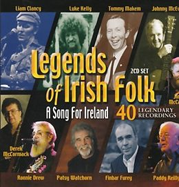 Legends Of Irish Folk: A Song For Ireland