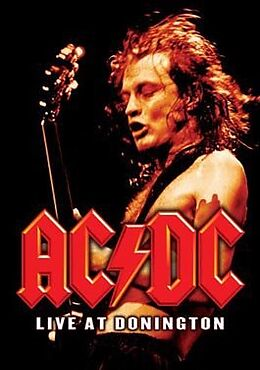 AC/DC - Live At Donington [Versione tedesca]