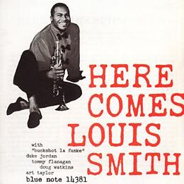 Here Comes Louis Smith-rvg Ser