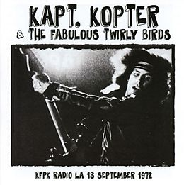 Kfpk Radio La,13th September 1972