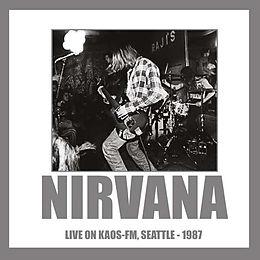 Live On Kaos Fm,Seattle-1987