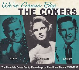 We'Re Gonna Bop-The Complete Recordings On Abbot