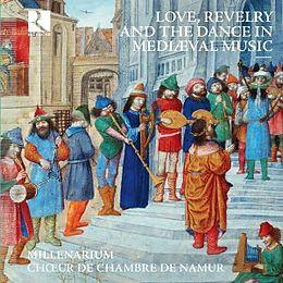 Amours, Danses Et Fetes Au Moyen-age