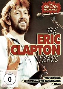 Eric Clapton-The Eric Clapton Years [Versione tedesca]