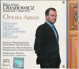Opera Arias : Bizet, Borodin, Mozart, Ts
